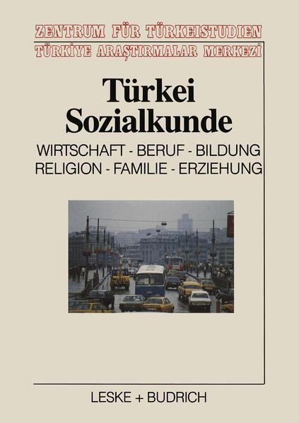 Türkei-Sozialkunde - Coverbild
