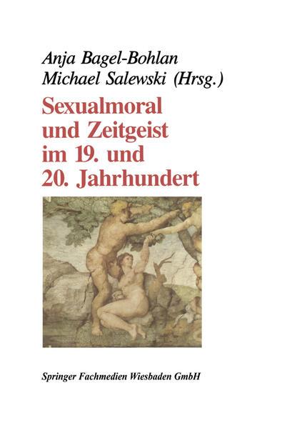 Sexualmoral und Zeitgeist im 19. und 20. Jahrhundert - Coverbild