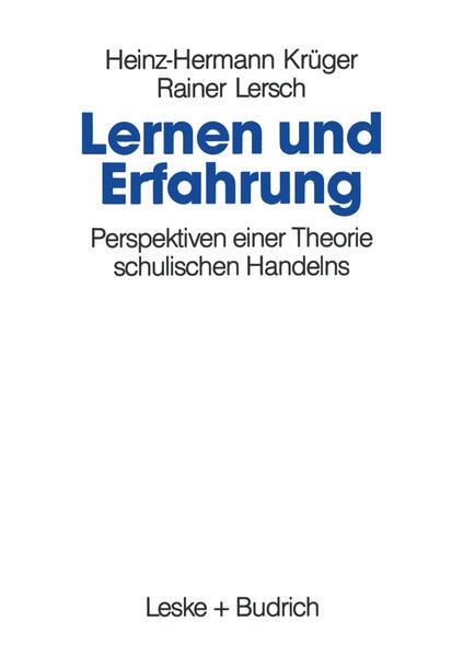 Lernen und Erfahrung - Coverbild