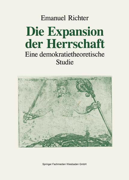 Die Expansion der Herrschaft - Coverbild