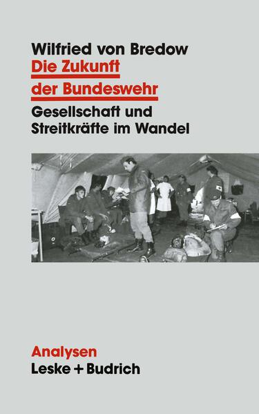 Die Zukunft der Bundeswehr - Coverbild
