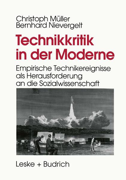 Technikkritik in der Moderne - Coverbild