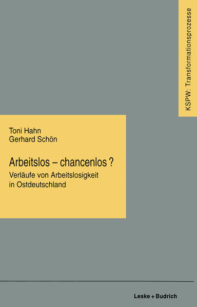 Arbeitslos — chancenlos? - Coverbild