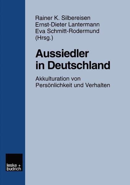 Aussiedler in Deutschland - Coverbild