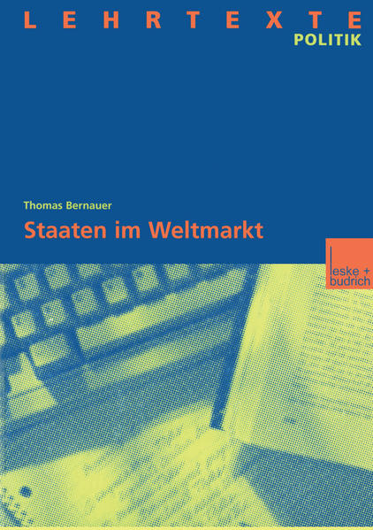 Staaten im Weltmarkt - Coverbild