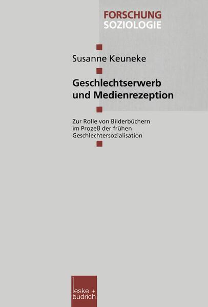 Geschlechtserwerb und Medienrezeption - Coverbild