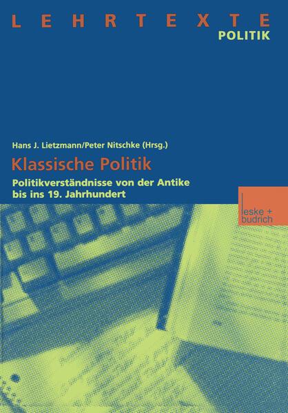 Klassische Politik - Coverbild