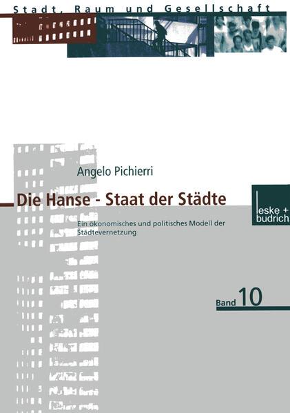 Die Hanse — Staat der Städte - Coverbild