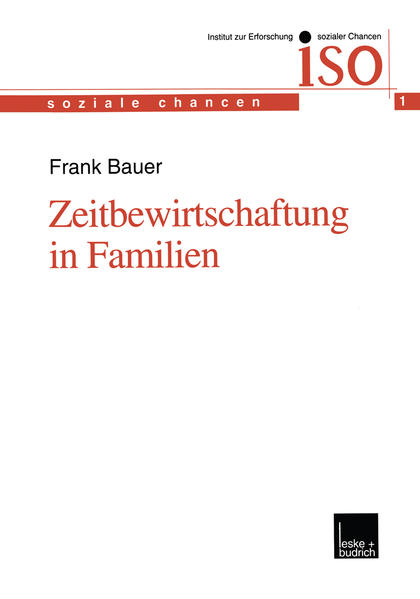 Zeitbewirtschaftung in Familien - Coverbild