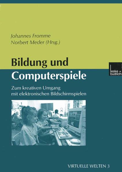 Bildung und Computerspiele - Coverbild
