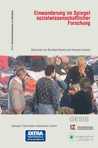 Einwanderung im Spiegel sozialwissenschaftlicher Forschung - Coverbild