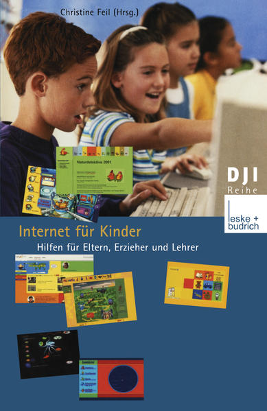 Internet für Kinder - Coverbild