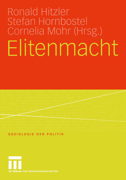 Elitenmacht - Coverbild