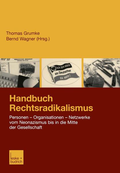 Ebooks Handbuch Rechtsradikalismus PDF Herunterladen