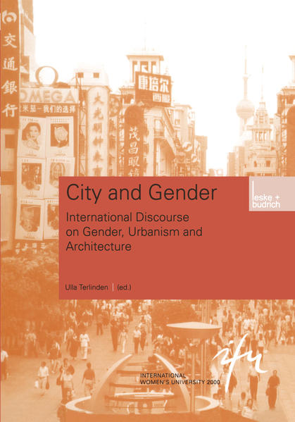 City and Gender - Coverbild