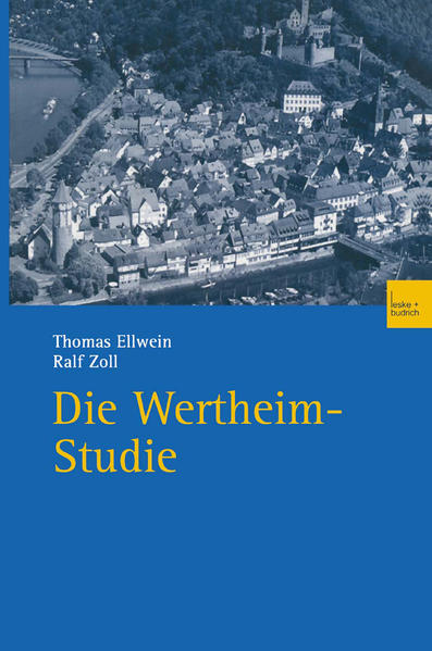Die Wertheim-Studie - Coverbild