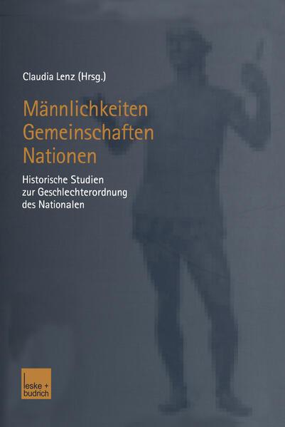 Männlichkeiten — Gemeinschaften — Nationen - Coverbild