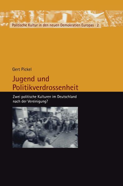 Jugend und Politikverdrossenheit - Coverbild
