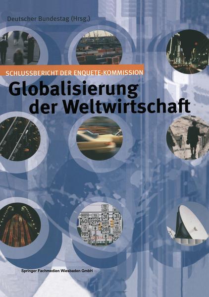 Globalisierung der Weltwirtschaft - Coverbild