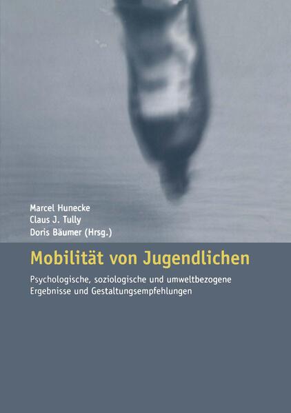 Mobilität von Jugendlichen - Coverbild