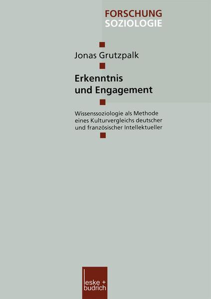 Erkenntnis und Engagement - Coverbild