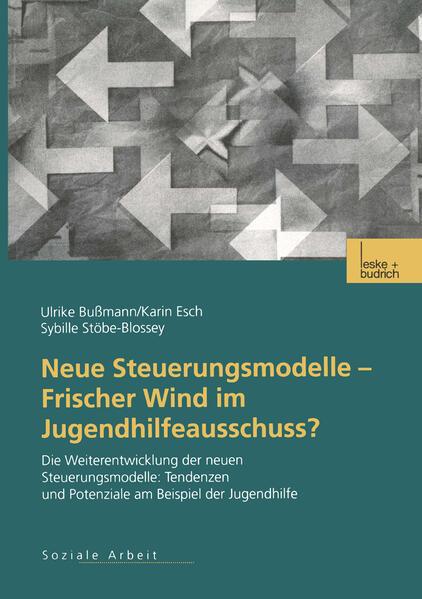 Neue Steuerungsmodelle — Frischer Wind im Jugendhilfeausschuss? - Coverbild