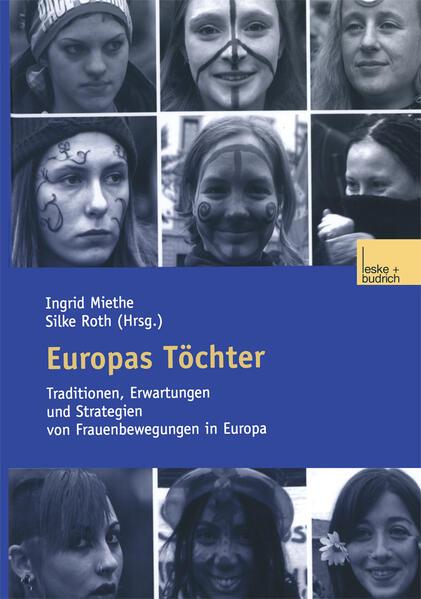 Europas Töchter - Coverbild