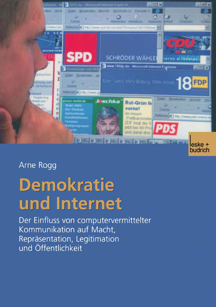 Demokratie und Internet - Coverbild