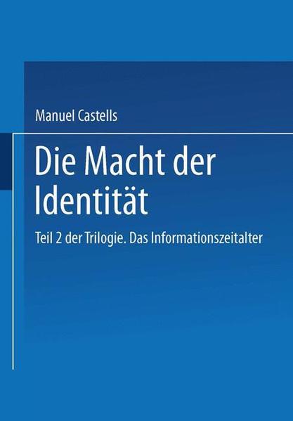 Die Macht der Identität - Coverbild