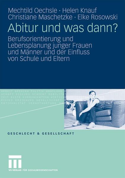 Abitur und was dann? - Coverbild