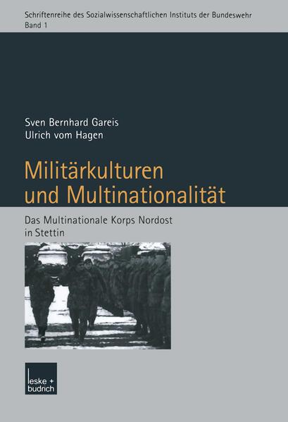 Militärkulturen und Multinationalität - Coverbild