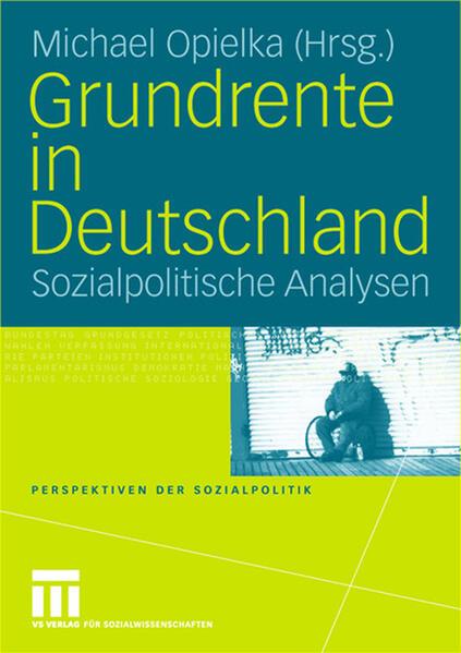 Grundrente in Deutschland - Coverbild