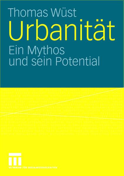 Urbanität - Coverbild