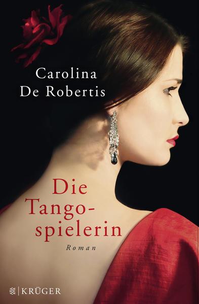 Die Tangospielerin - Coverbild