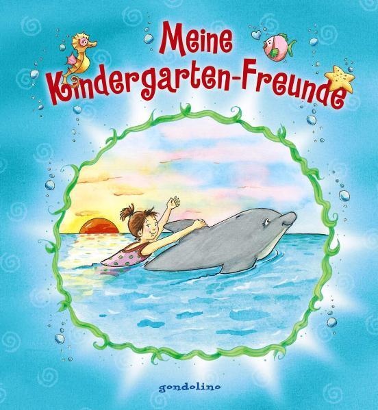 Meine Kindergartenfreunde (Delfine) - Coverbild