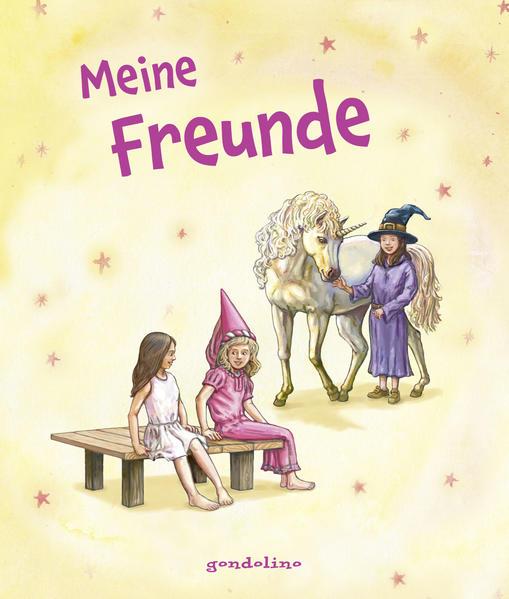 Meine Freunde (Starke Mädchen!) - Coverbild