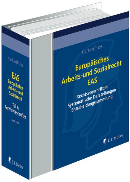 Kostenloser Download Europäisches Arbeits- und Sozialrecht - EAS PDF