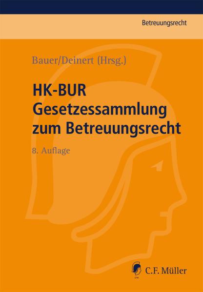 HK-BUR - Gesetzessammlung zum Betreuungsrecht - Coverbild
