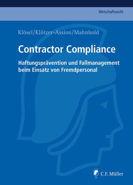 Contractor Compliance - Coverbild