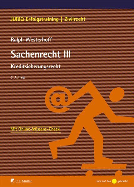 Sachenrecht III - Coverbild