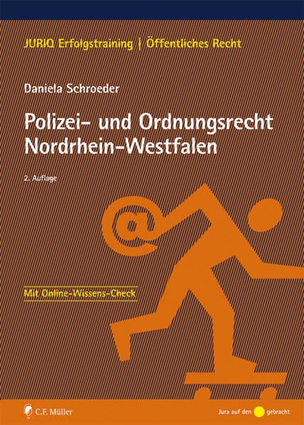 Polizei- und Ordnungsrecht Nordrhein-Westfalen - Coverbild