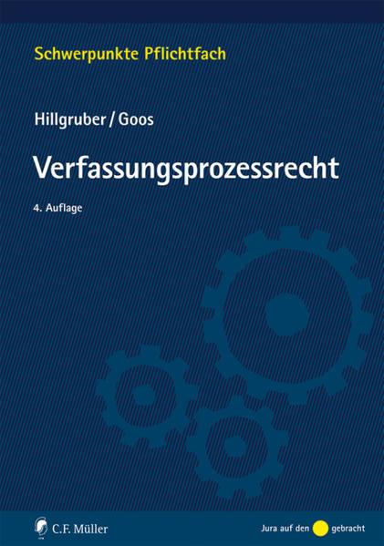Verfassungsprozessrecht - Coverbild