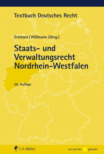 Staats- und Verwaltungsrecht Nordrhein-Westfalen PDF Kostenloser Download