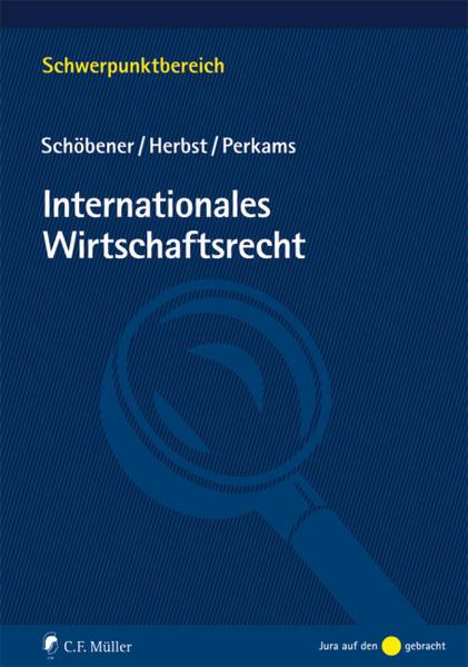 Internationales Wirtschaftsrecht - Coverbild