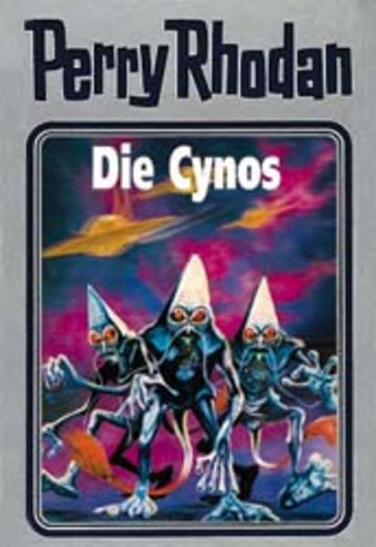 Perry Rhodan / Die Cynos - Coverbild