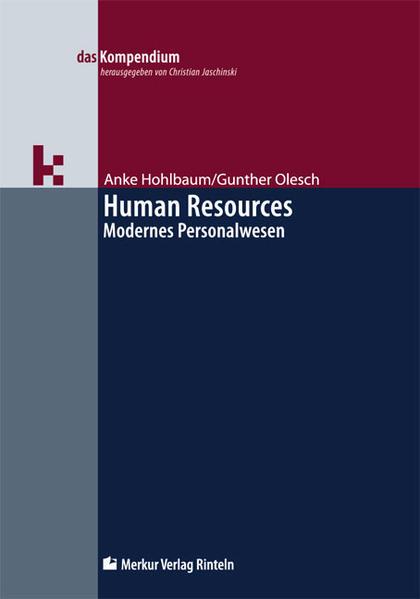 Human Resources - Modernes Personalwesen - Coverbild