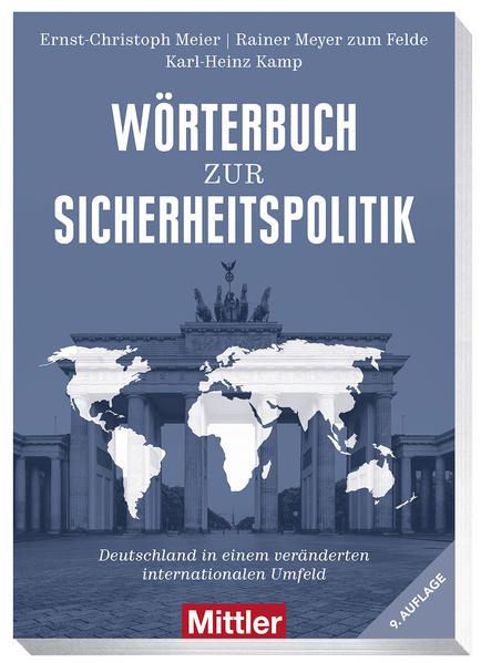 Wörterbuch zur Sicherheitspolitik - Coverbild