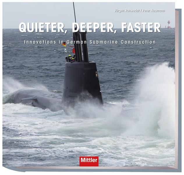 Quieter, deeper, faster - Coverbild