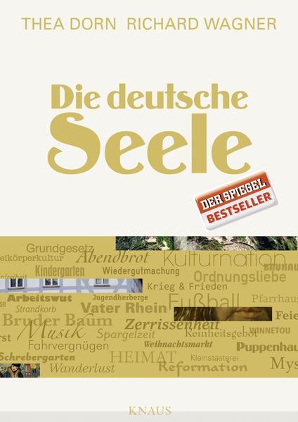 Die deutsche Seele - Coverbild