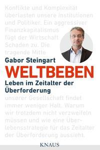 Weltbeben Cover